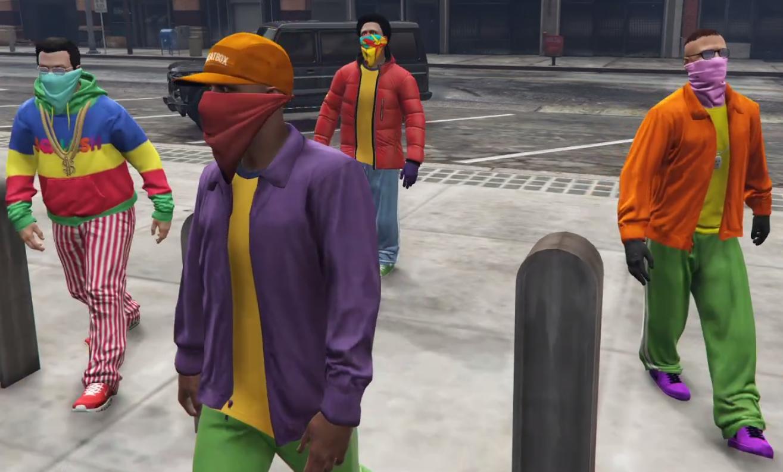Skittles Gang