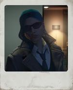 Laurel Polaroid