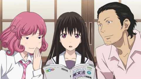 Noragami Aragoto, ノラガミ, Episodio 1 Subtitulado en castellano