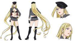 Bishamonten's character design.