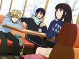 Noragami Эпизод 03