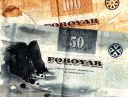 Føroyska krónan