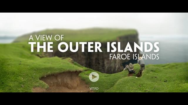 A View of The Outer Islands (Faroe Islands)