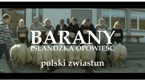 Barany. Islandzka opowieść - w kinach od 12 lutego 2016