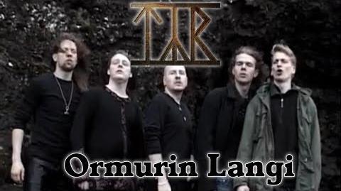 Týr_-_Ormurin_Langi