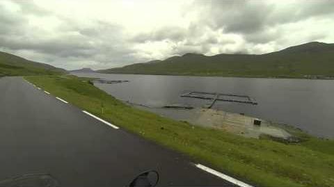 Faroe torshavn to tjornuvik