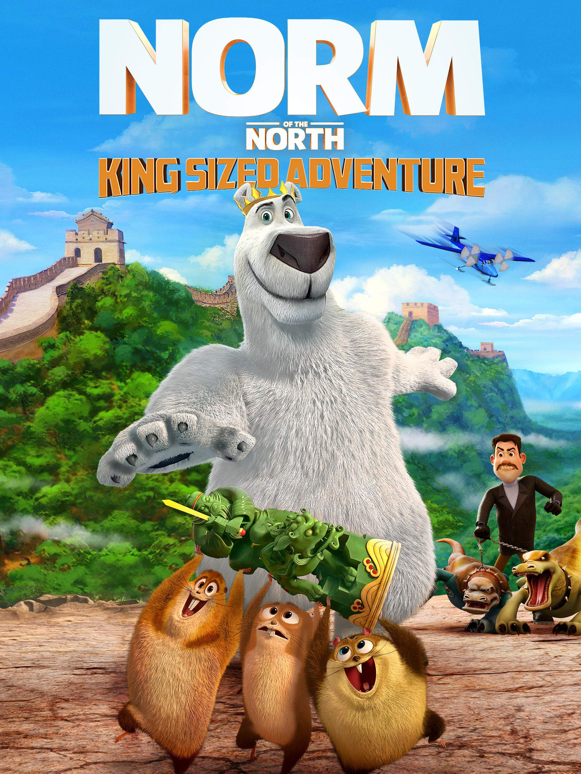 Norm Of The North King Sized Adventure Norm Of The North Wikia Fandom