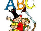 Krakkel Spetakkel ABC: Den ustyrlige støvsugeren (Spill)