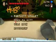 Hugo- Black Diamond Fever (PS1) - Norsk tale