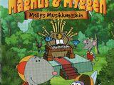 Magnus & Myggen - Mollys musikkmaskin (Spill)