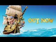 Kaptein Sabeltann og den Magiske Diamant Launch Trailer