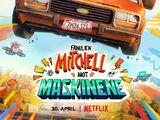 Familien Mitchell mot maskinene (Film)