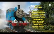 Thomas and Friends Season 15 Norwegian Credits