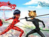 Miraculous Ladybug & Cat Noir på eventyr (TV-serie)