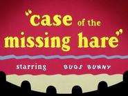 MissingHare