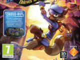 Sly Cooper: Thieves in Time (Spill)