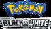 Pokémon the Series Black and White logo.png