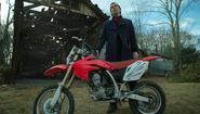 NOS4A2-Caps-1x09-Sleigh-House-01-Charlie-Motorbike-The-Shorter-Way