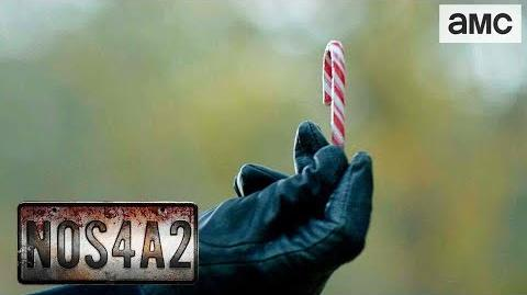 NOS4A2 Official Teaser 'Someone Bad is Coming' New Series Coming This Summer