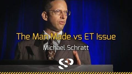 The Man-made vs ET Issue - Michael Schratt