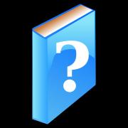 180px-Book notice svg