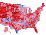 United States presidential election, 2008 (Ferguson Scenario)