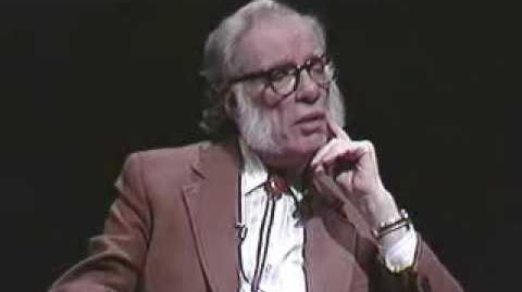 Isaac Asimov (1920- 1992 R.I.P
