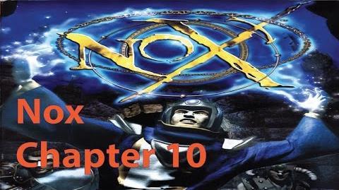 Nox - Walkthrough Warrior Chapter 10 - The Land of the Dead
