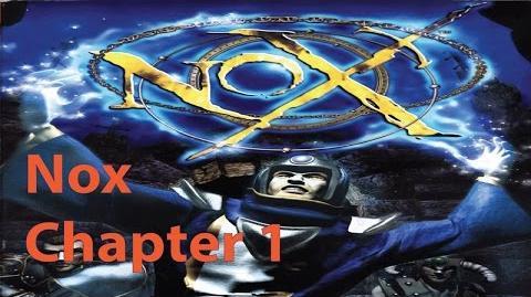 Nox - Walkthrough Warrior Chapter 1 - The Fortress of Dün Mir-0