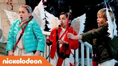 Nicky, Ricky, Dicky & Dawn 'Valentime's Day' Official Clip Nick