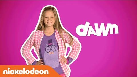 Nicky, Ricky, Dicky & Dawn Meet Dawn! Nick
