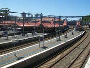 Redfern railway station