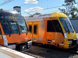 Sydney Trains A and B Sets