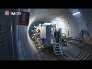 Sydney Metro- City & Southwest drill rigs
