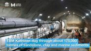 Sydney Metro historic tunnelling job finished