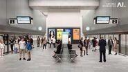 Parramatta Metro Station