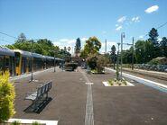 Richmond railway station platforms