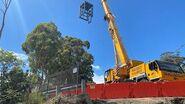 Como Station Upgrade - timelapse from possession, Sat 12 - Sun 13 December 2020