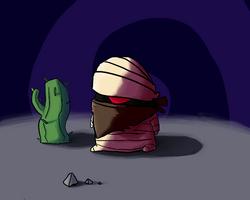 Bandit by m0key-d8r3bfk