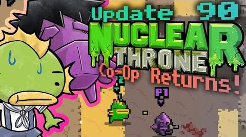 Nuclear Throne - Co-Op Returns (Part 49 Update 90) with Lily