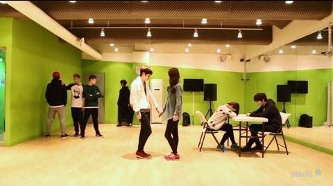 Nu'est(뉴이스트) Hello(여보세요) Choreography(안무) Full Ver.