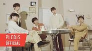 NU'EST (뉴이스트) The 7th Mini Album 'The Table' JACKET BEHIND THE SCENE