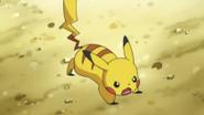 EP690 Pikachu de Ash