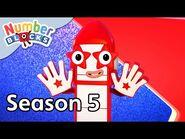 @Numberblocks - Full Episodes - S5 EP3- Ten's Top Ten