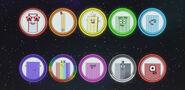 10-100 Heroes With Zeros clip