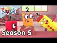 @Numberblocks - Full Episodes - S5 EP30- What If?