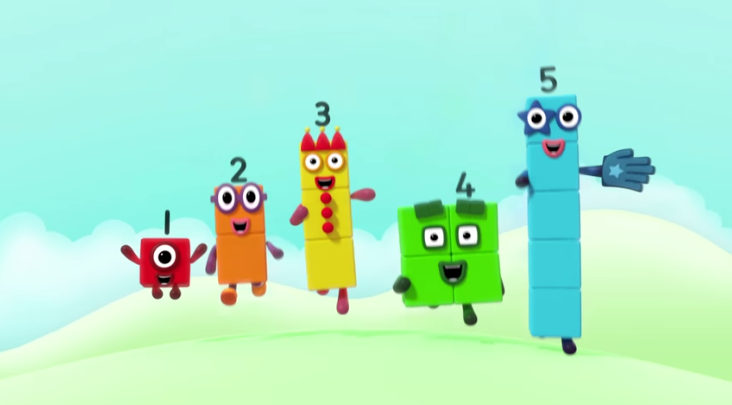 Numberblocks Theme Song