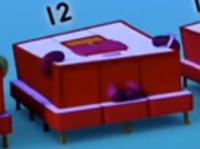 Sleeping 12