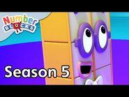 @Numberblocks - Full Episodes - S5 EP7- Many Faces of Twenty