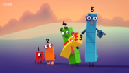 Numberblocks singing The Whole Of Me
